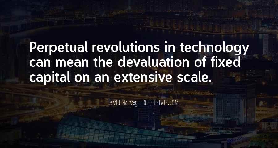 Quotes About Devaluation #1520562