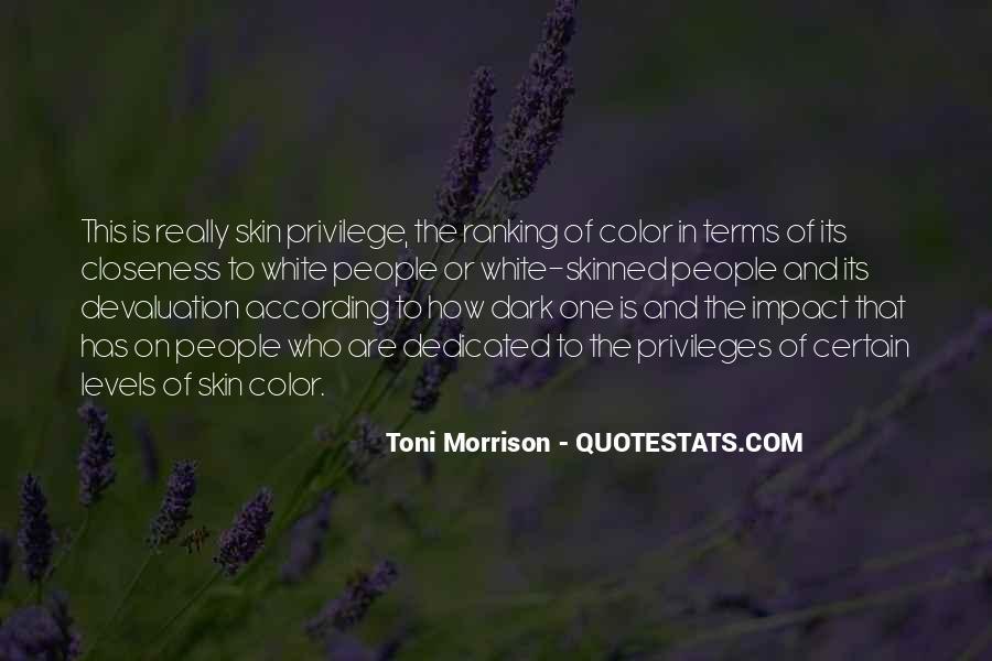 Quotes About Devaluation #1762010