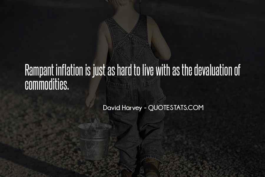 Quotes About Devaluation #334320