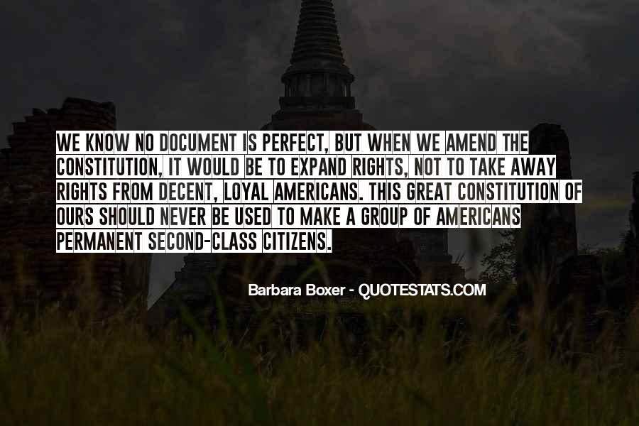 We Used To Be Perfect Quotes #1148900