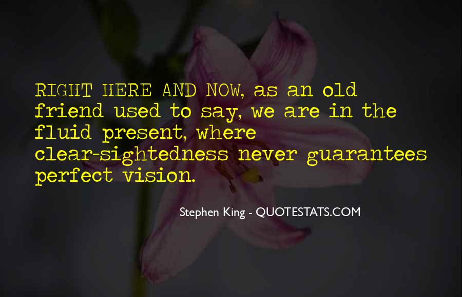 We Used To Be Perfect Quotes #1301453