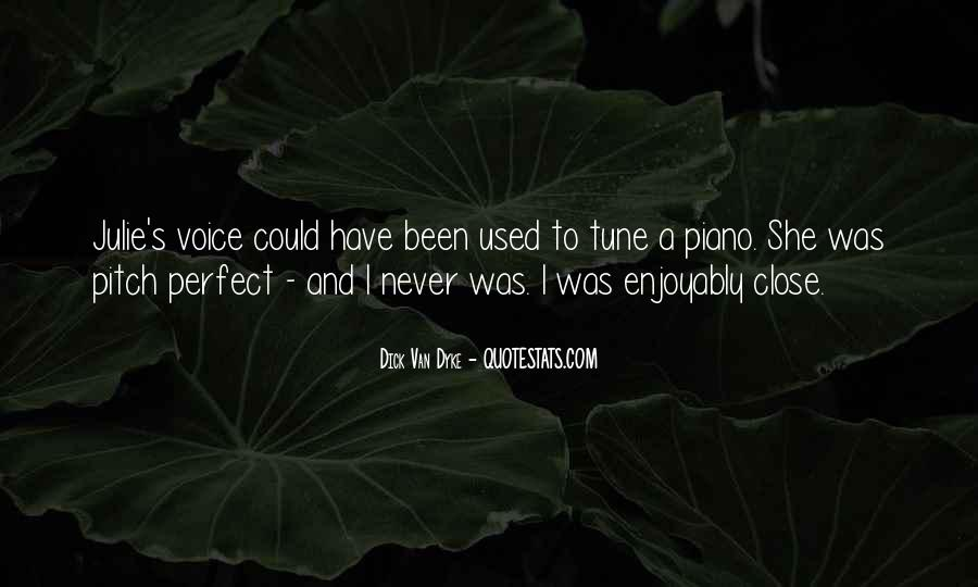 We Used To Be Perfect Quotes #530316