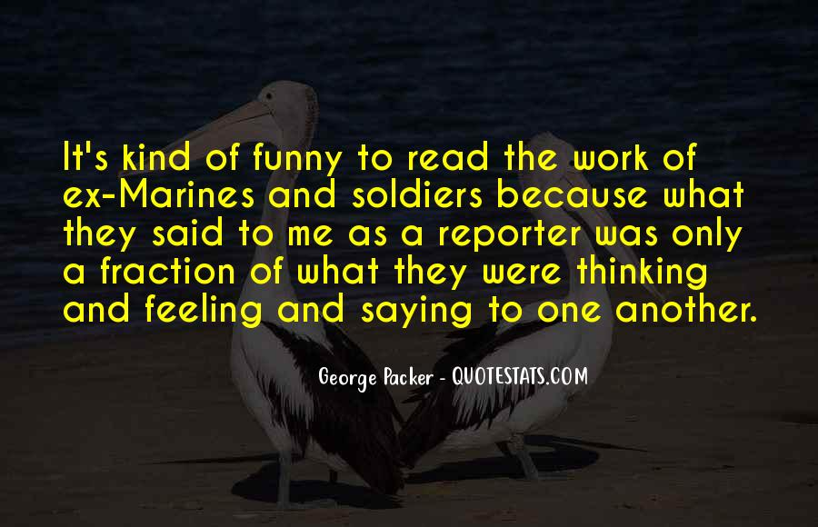 We Were Soldiers Funny Quotes #1088691