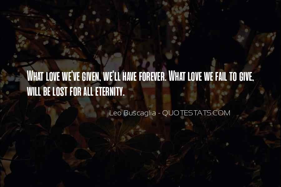 We Will Be Forever Quotes #1244700