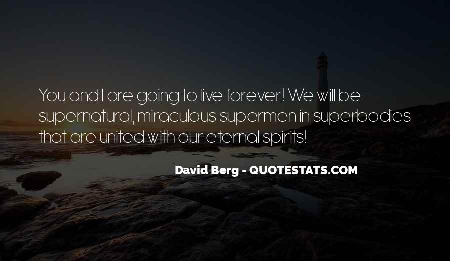 We Will Be Forever Quotes #1402656