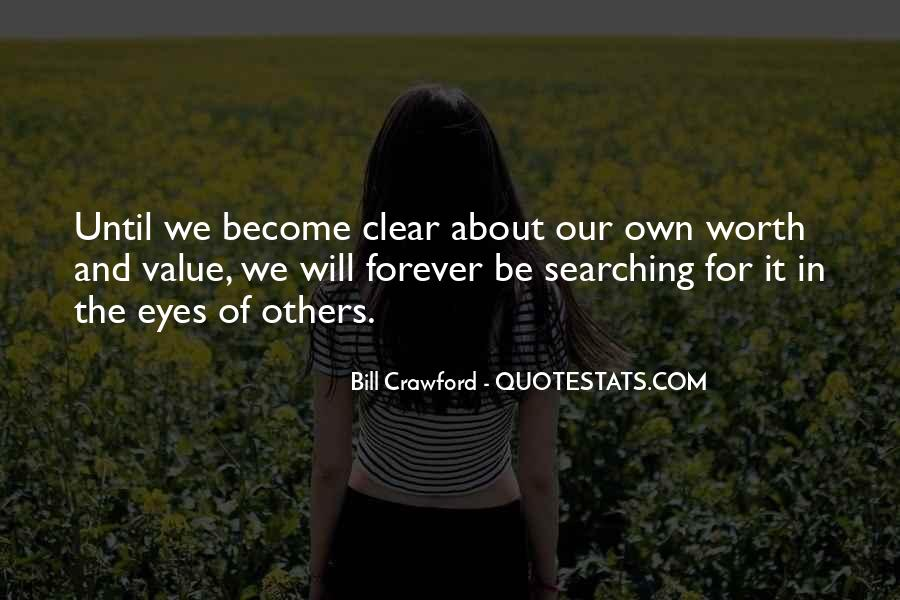 We Will Be Forever Quotes #1548180