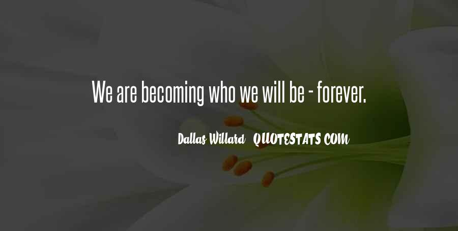 We Will Be Forever Quotes #244086