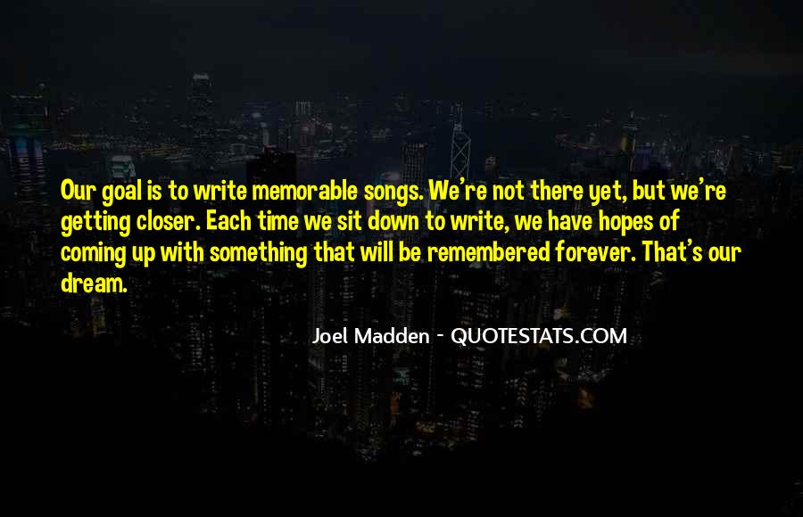 We Will Be Forever Quotes #301191