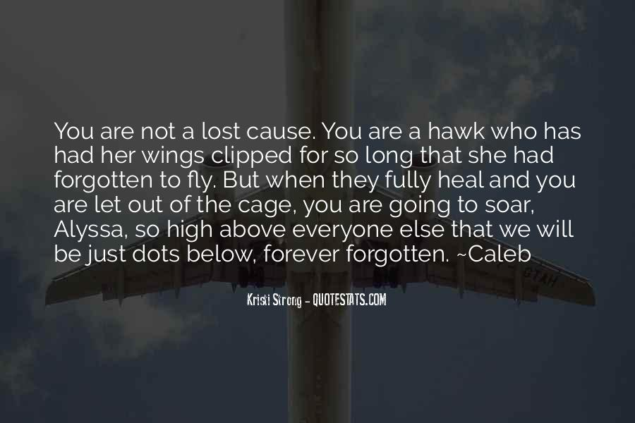 We Will Be Forever Quotes #48748