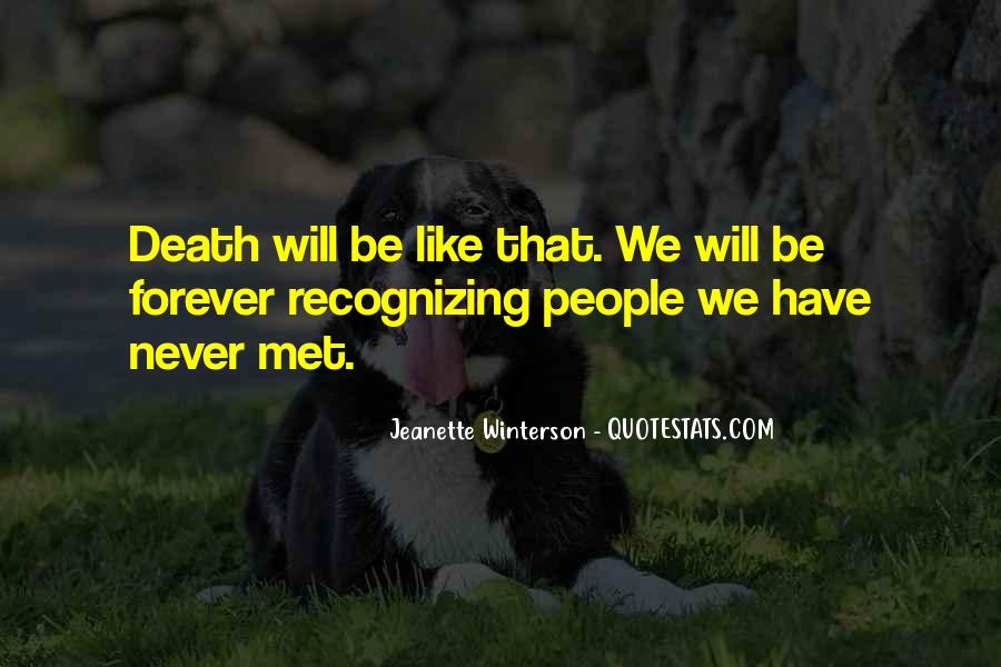 We Will Be Forever Quotes #907479