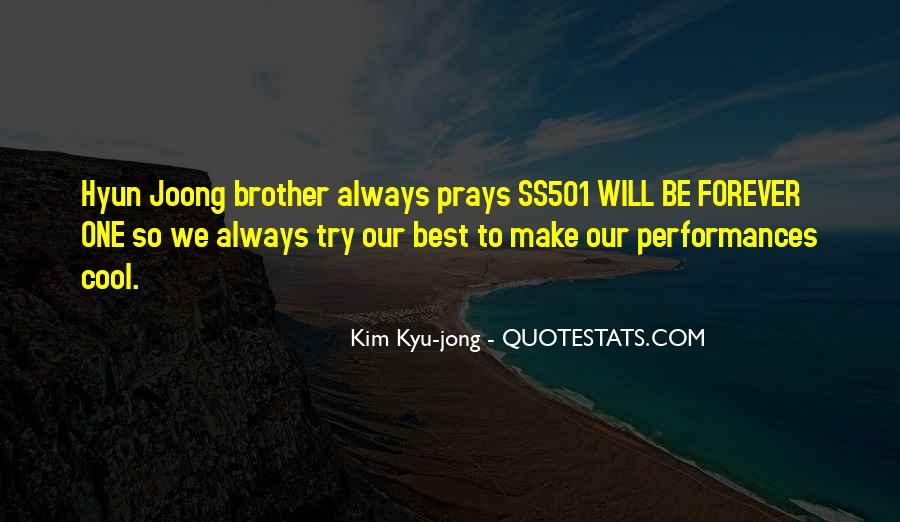 We Will Be Forever Quotes #958519