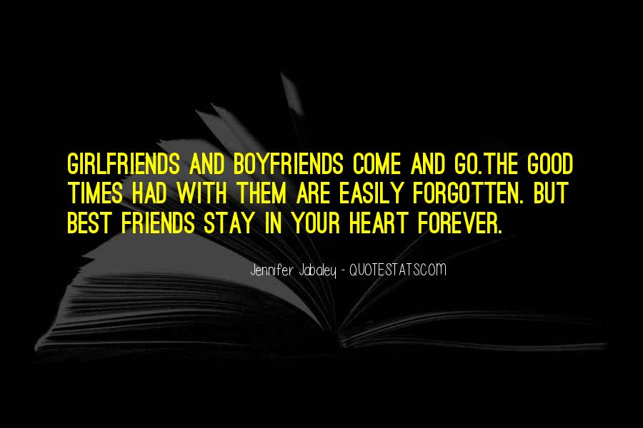 We Will Be Friends Forever Quotes #235904
