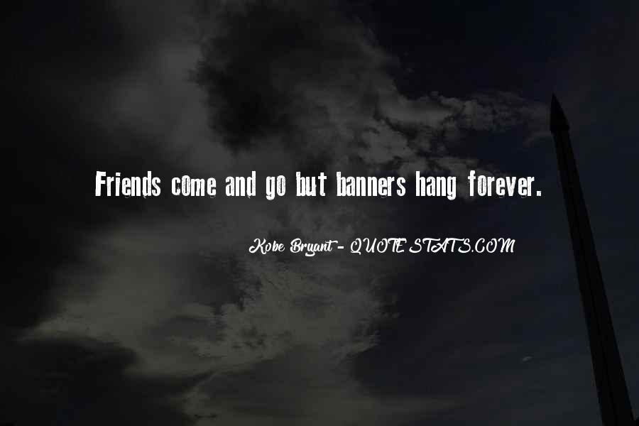 We Will Be Friends Forever Quotes #284283
