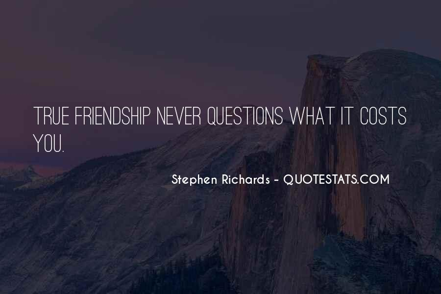 We Will Be Friends Forever Quotes #374629