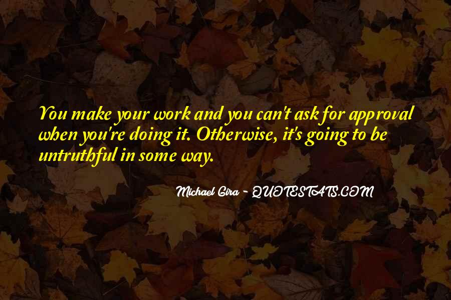 We Will Make It Work Quotes #40126