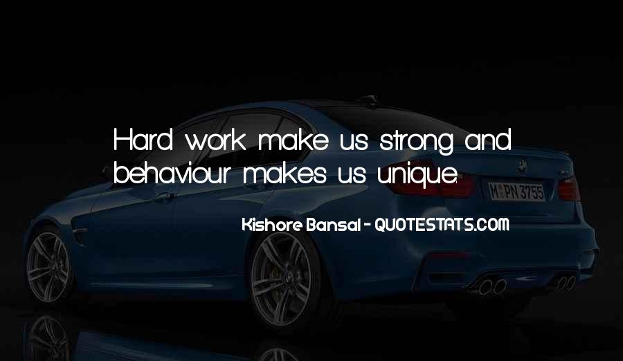 We Will Make It Work Quotes #53507
