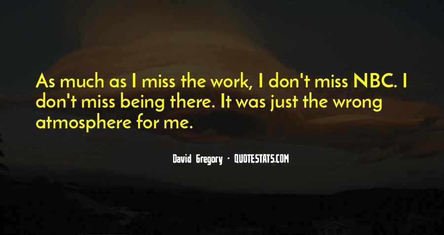 We Will Miss You Work Quotes #109297