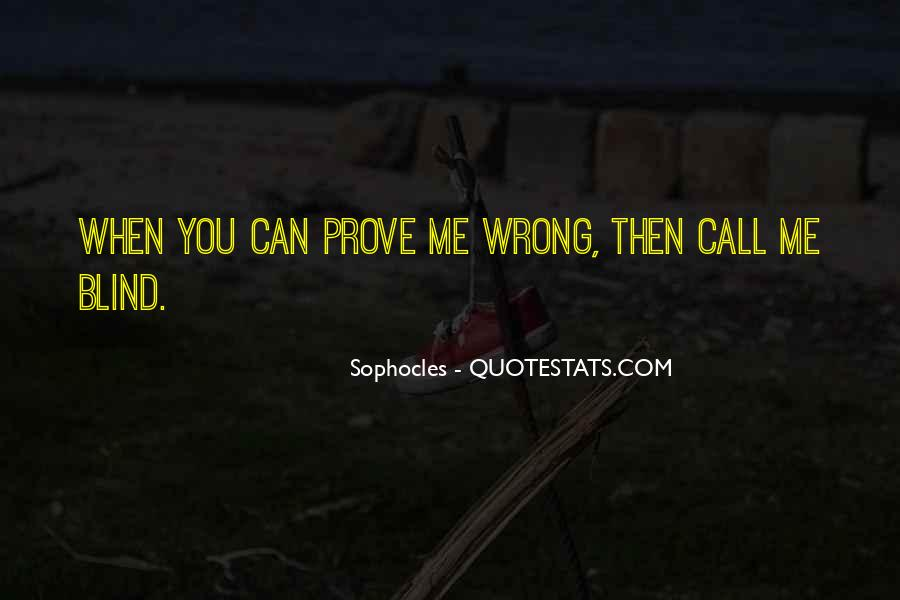 We Will Prove Them Wrong Quotes #23355