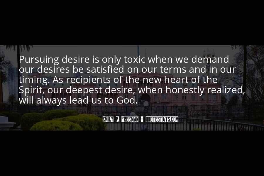 Quotes About Pursuing God #1120391