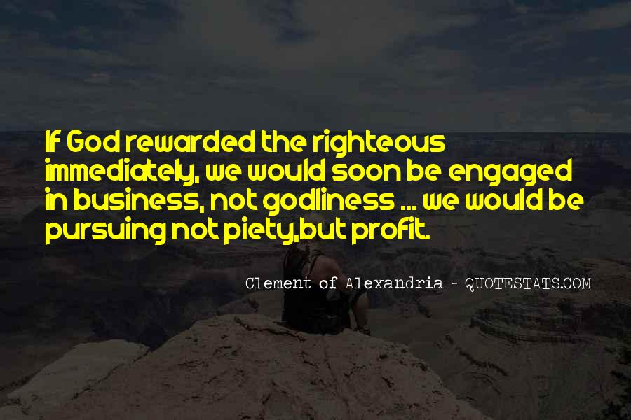 Quotes About Pursuing God #1446308