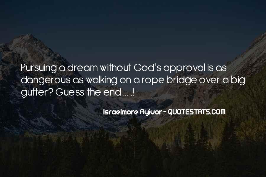 Quotes About Pursuing God #1639939