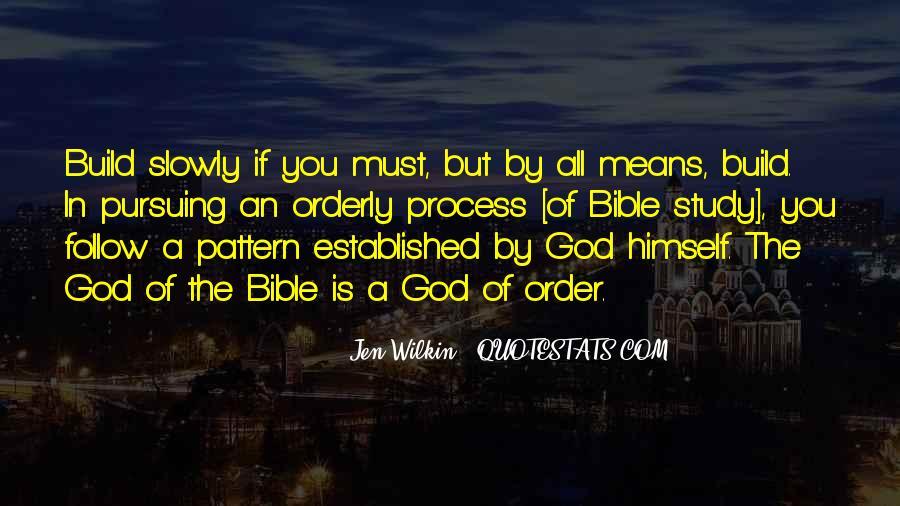 Quotes About Pursuing God #1693170