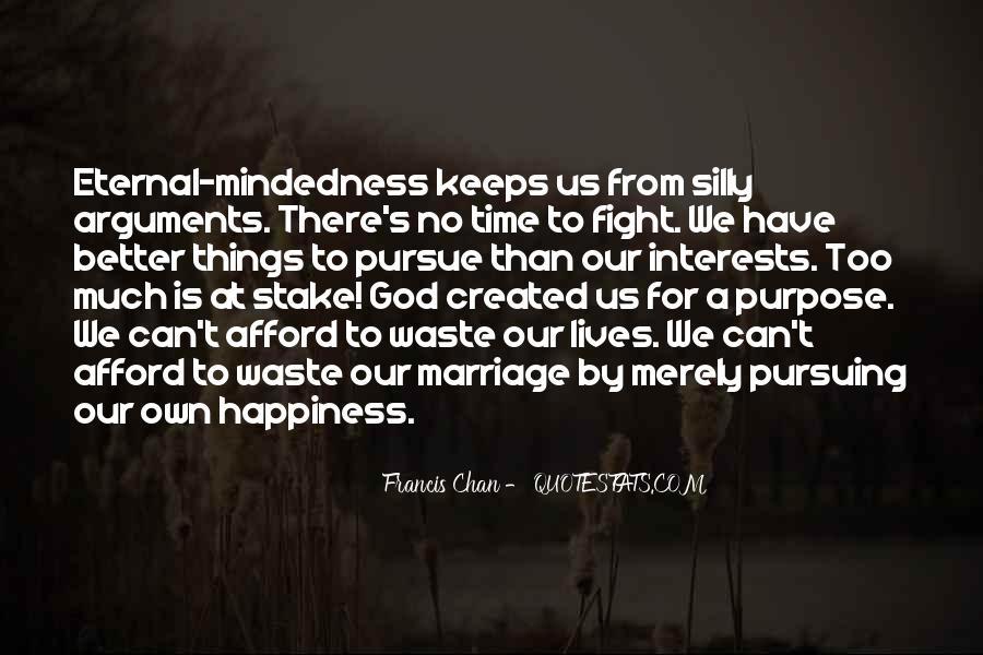 Quotes About Pursuing God #518353