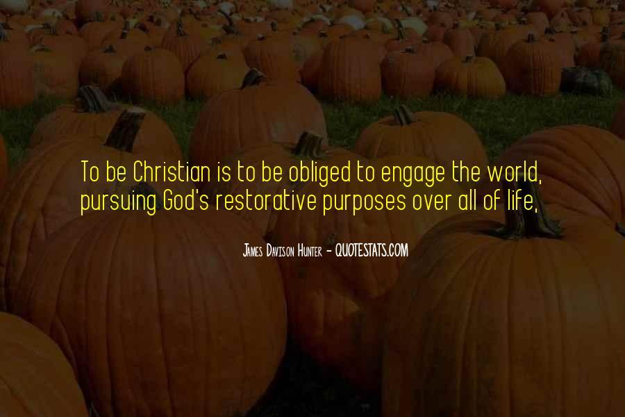 Quotes About Pursuing God #930750