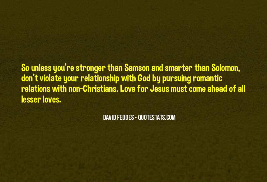 Quotes About Pursuing God #967054