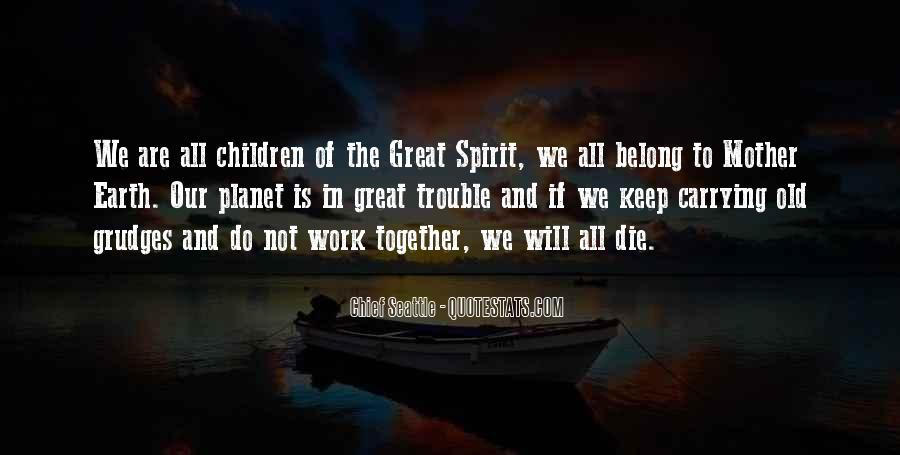 We Will Work Together Quotes #1273380