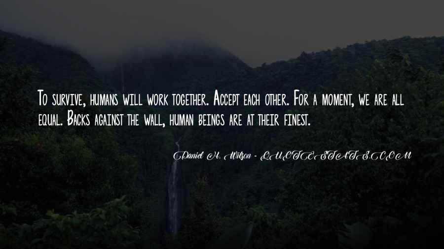 We Will Work Together Quotes #148126