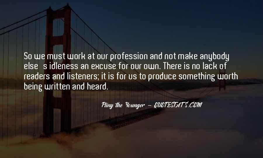 We'll Make It Work Quotes #54581