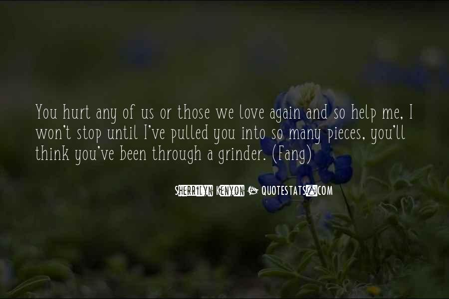 We've Been Through Quotes #489030