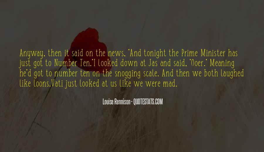 We've Got Tonight Quotes #533639