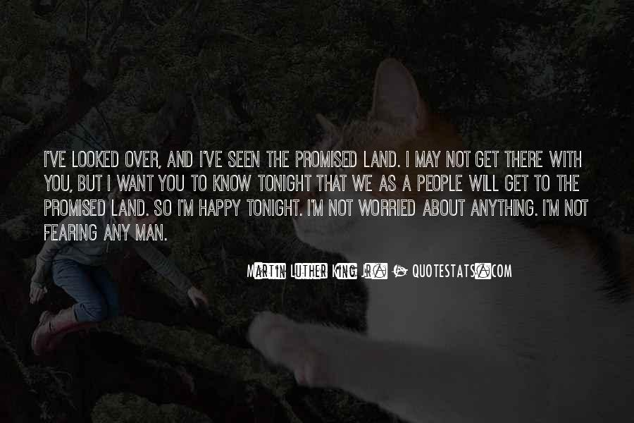 We've Got Tonight Quotes #539368
