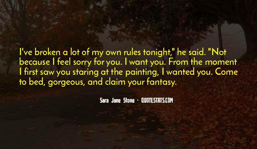 We've Got Tonight Quotes #547911