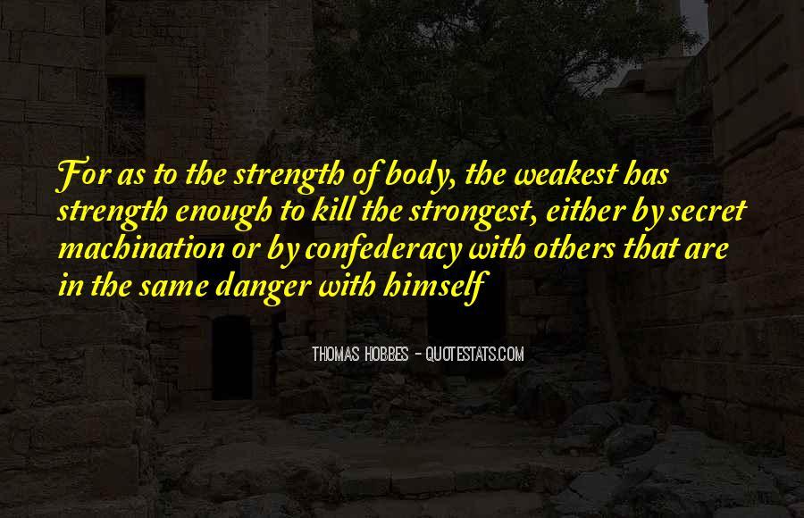 Weakest Quotes #128149