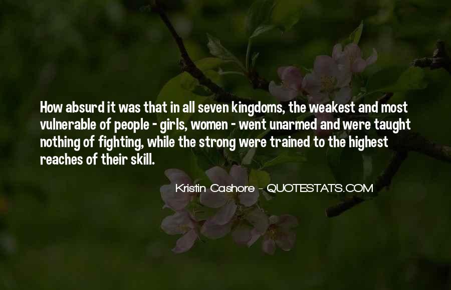 Weakest Quotes #166944