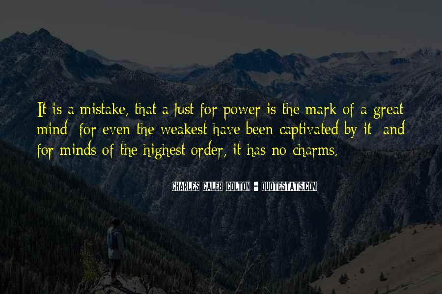 Weakest Quotes #215555