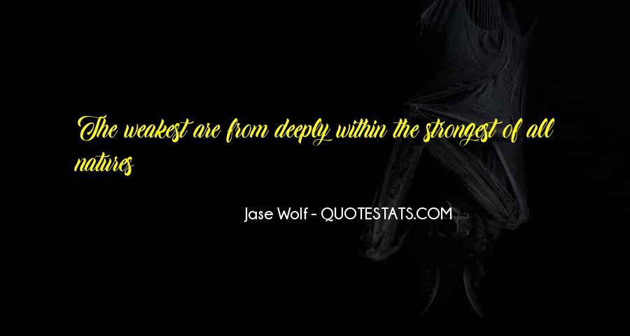 Weakest Quotes #218795