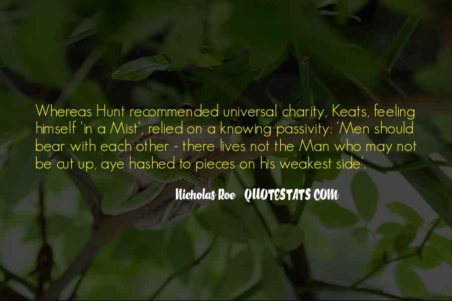 Weakest Quotes #226569