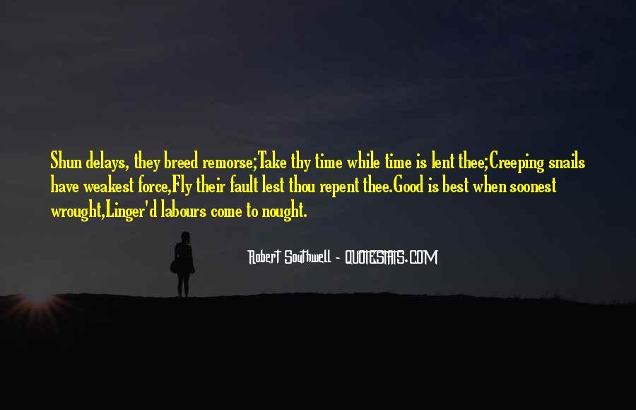 Weakest Quotes #243181