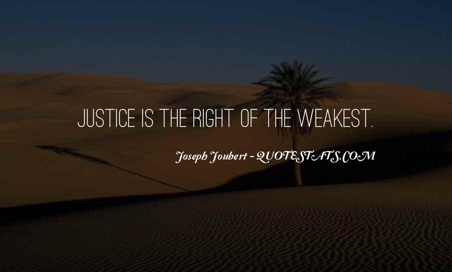 Weakest Quotes #267544