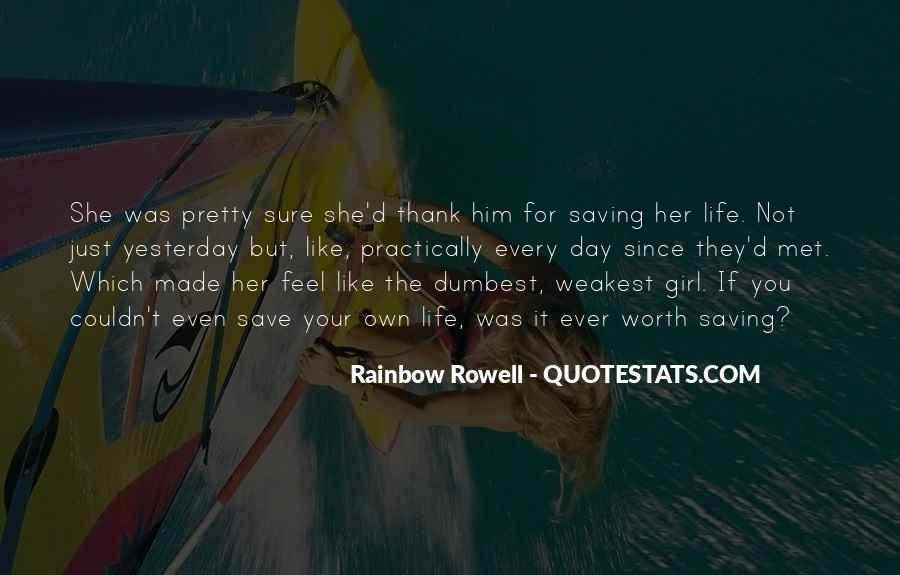 Weakest Quotes #271352