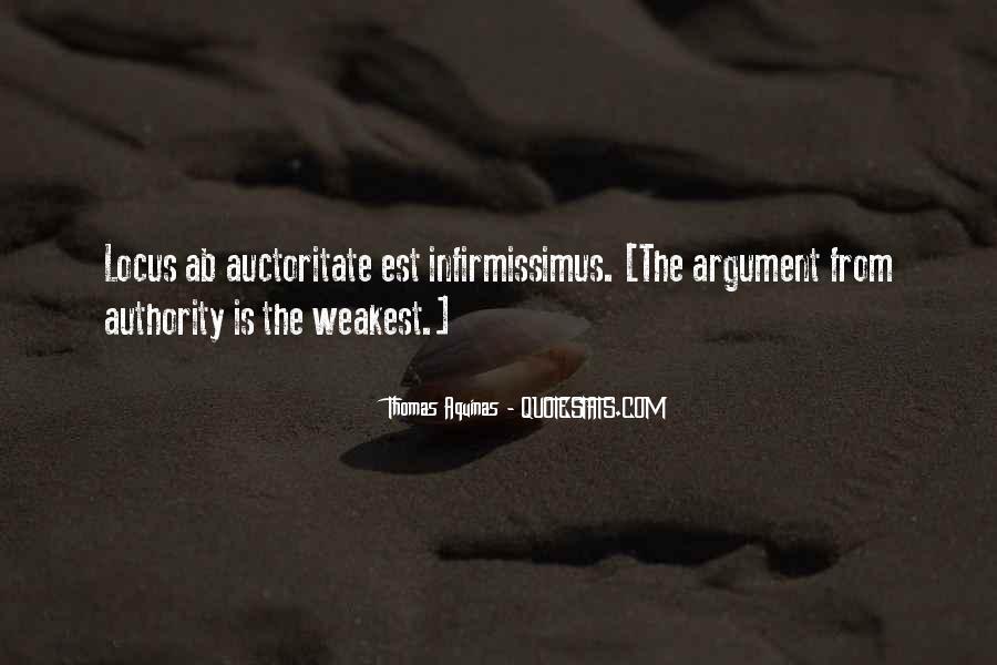 Weakest Quotes #271494