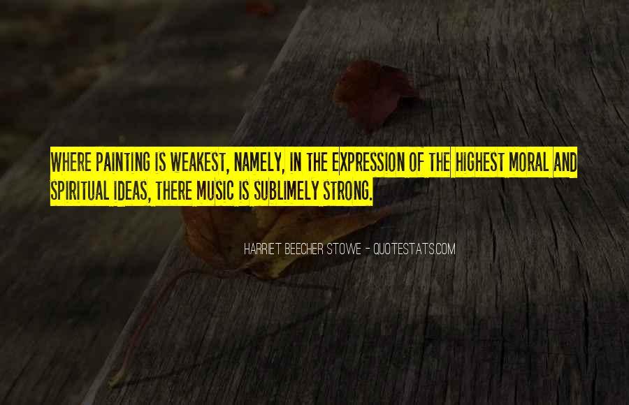 Weakest Quotes #323359