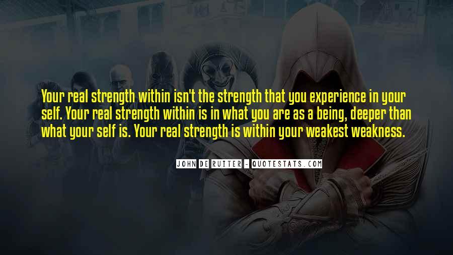 Weakest Quotes #370035
