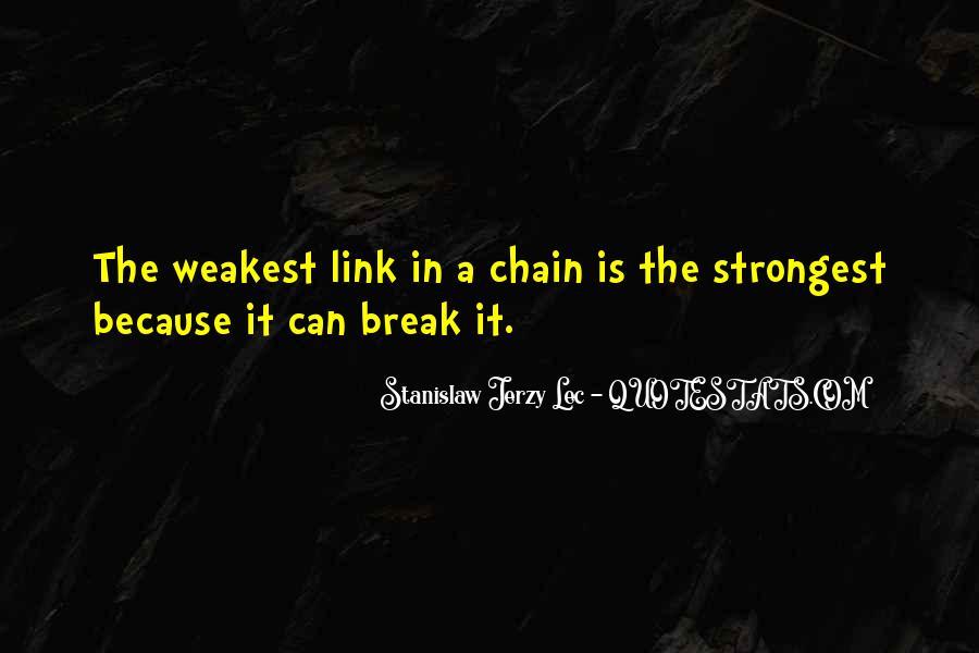 Weakest Quotes #377013