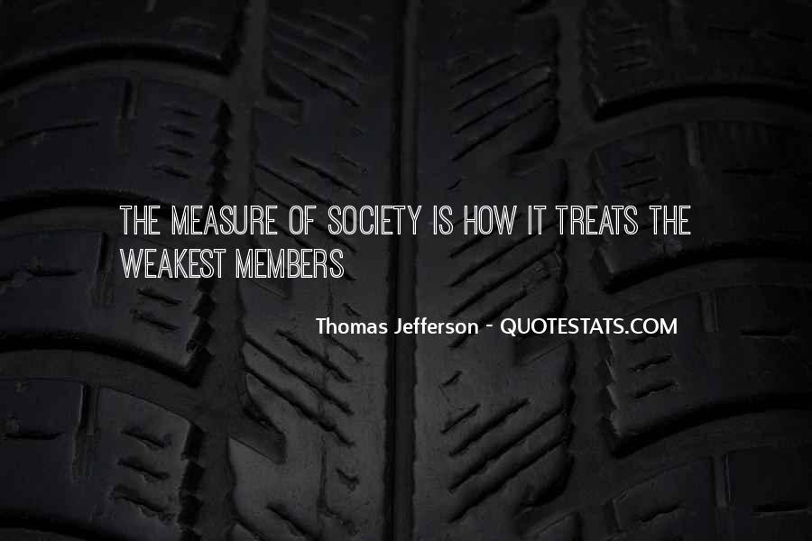 Weakest Quotes #385620