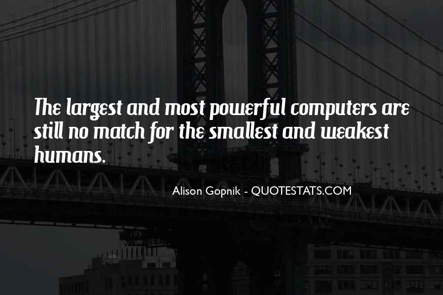 Weakest Quotes #403722
